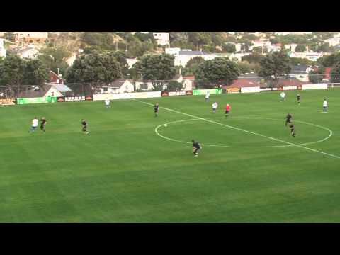 Olé Football Academy U17-19's vs Miramar 1st Team
