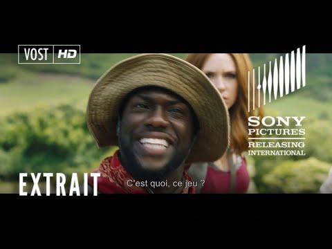 Jumanji : Bienvenue dans la Jungle - Extrait Get On My Back - VOST streaming vf