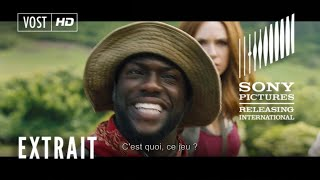 Jumanji : Bienvenue dans la Jungle - Extrait Get On My Back - VOST