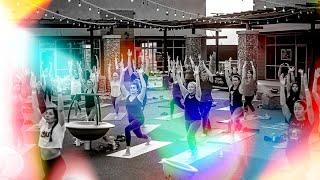 Yoga At The Substation