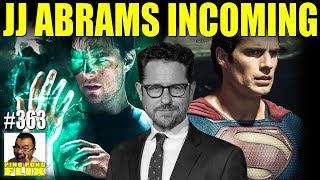JJ ABRAMS INCOMING– Joker at TIFF, Batman Hate, JJ Abrams Tackling Superman and Green Lantern