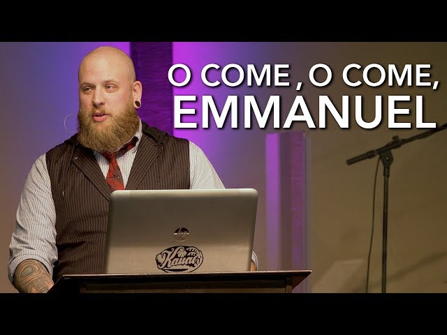 The Bear Preaches on the Incarnation