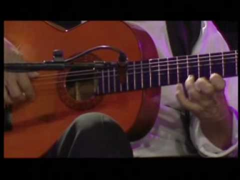 4. Chick Corea met Flamenco guitarist Paco de Lucia