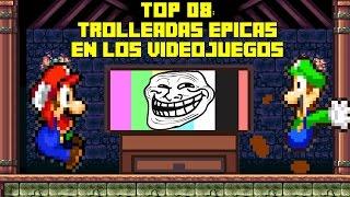 Top 8 Trolleadas Épicas en los Videojuegos - Pepe el Mago
