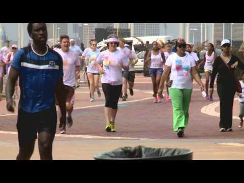 Colour Run Durban