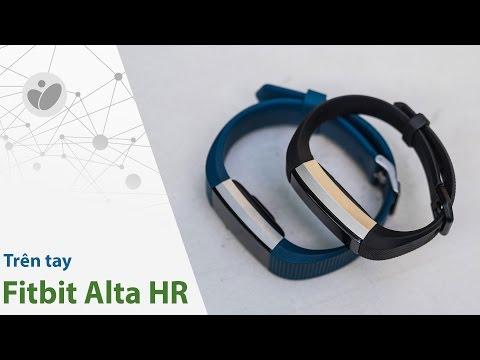 Tinhte.vn | Trên Tay Fitbit Alta HR: Vòng đeo Tay Siêu đẹp, Mắc Gấp 9 Lần Mi Band 2