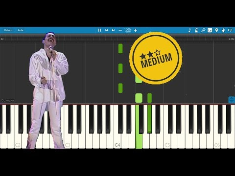 Queen - Is This The World We Created? - Piano Sheet+Midi