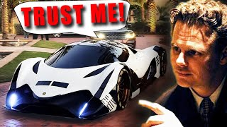 This Supercar Replica Scam Must Be Stopped! Daniel John Seppings ha...