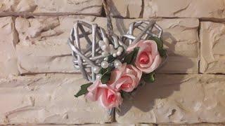 14 февраля сердце. Сувениры своими руками