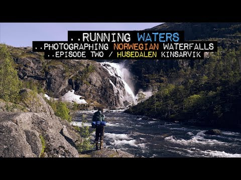 Norway's most beautiful hike? The four waterfalls of Husedalen Valley || Landscape Photography