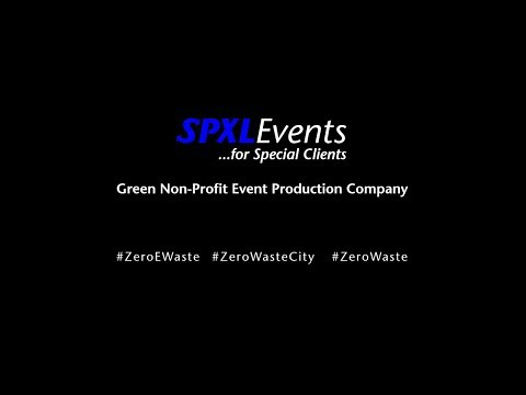 SPXL Events ...for Special Clients: Green Non-Profit Event Production Company