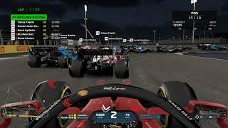 TR Endurance League F1 2021   Round 1 Bahrain