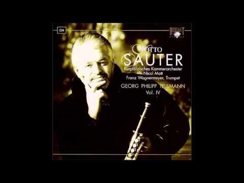 G.P. Telemann Trumpet Concertos 4/4