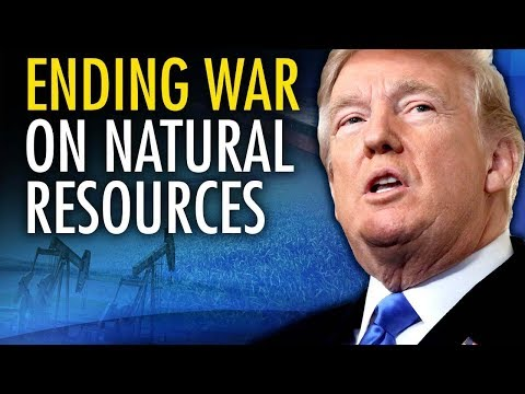 "Canada ""demonizes natural resources"" while Trump frees up development"