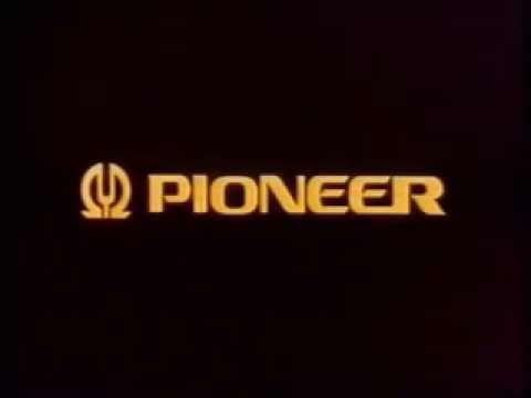pioneer vhs logo youtube