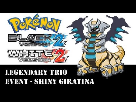 how to get shiny pokemon in black and white