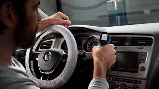 Pentru sănătatea ta și a pasagerilor în mașina ta VW, igienizează instalația de climatizare