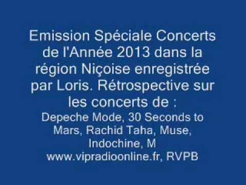 Concerts RVPB - Nice 2013