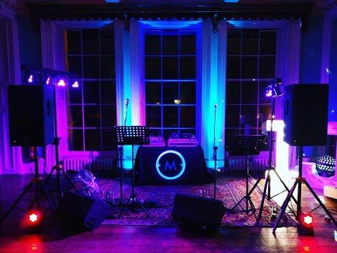 Matt Strafford Wedding Band For Hire