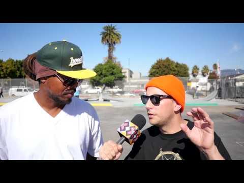 Inside Oakland's Town Park Skatepark
