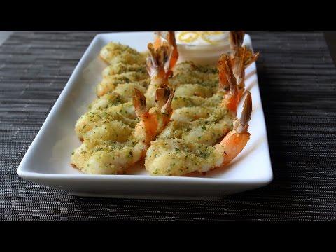 Prawn Provencale - Baked Garlic and Herb Shrimp Appetizer