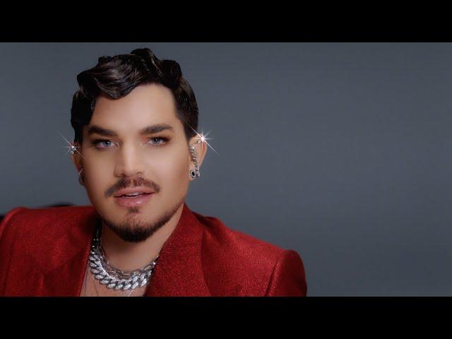 Adam Lambert - VELVET (Official Video)