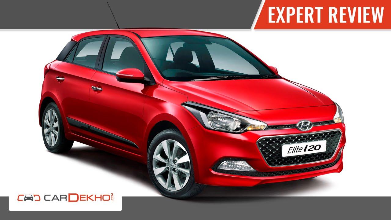 Hyundai Elite I20 Petrol Expert Review Cardekho Com