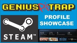 How to Add and Change the Showcase Feature on Your Steam Profile