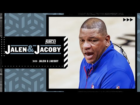 Doc Rivers 'mismanaged' the Ben Simmons situation publicly last season - Jalen Rose  Jalen & Jacoby