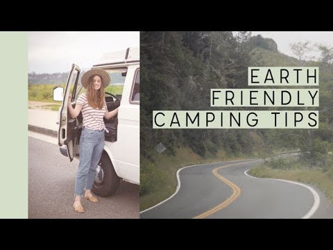 5 Simple Tips For Eco Friendly Camping | Alli Cherry