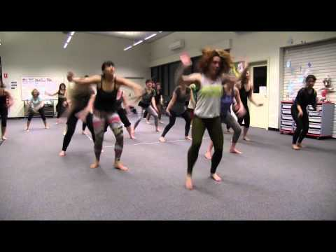 Kakilambe beginner dance class