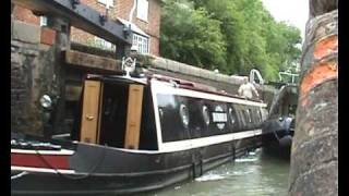 UK Canal Boat Trip - Blisworth to Napton, Midlands