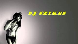 DJ SZIKES AND DJ KLAUFF CANDY ON THE DANCEFLOOR