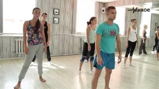 Урок движения. Джаз. Тренер - Степан Буцыкин(Студия современного танца Петра Горецкого