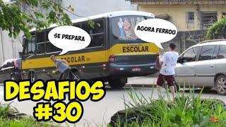 GUERRA DE BALÃO DE ÁGUA COM ESTRANHOS! #DESAFIO30