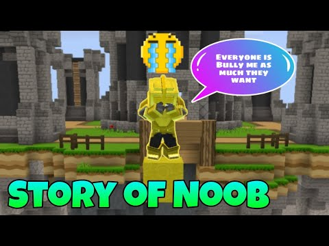 Download Story of Poor Noob in Bedwars - Blockman Go
