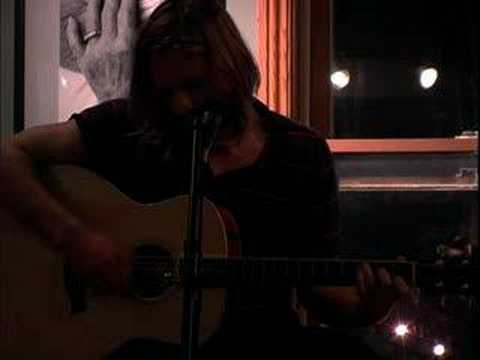Jon Foreman unplugged - Instead of a show