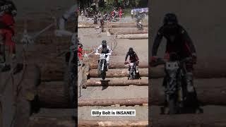 Billy Bolt, insane super enduro ride in Abestone