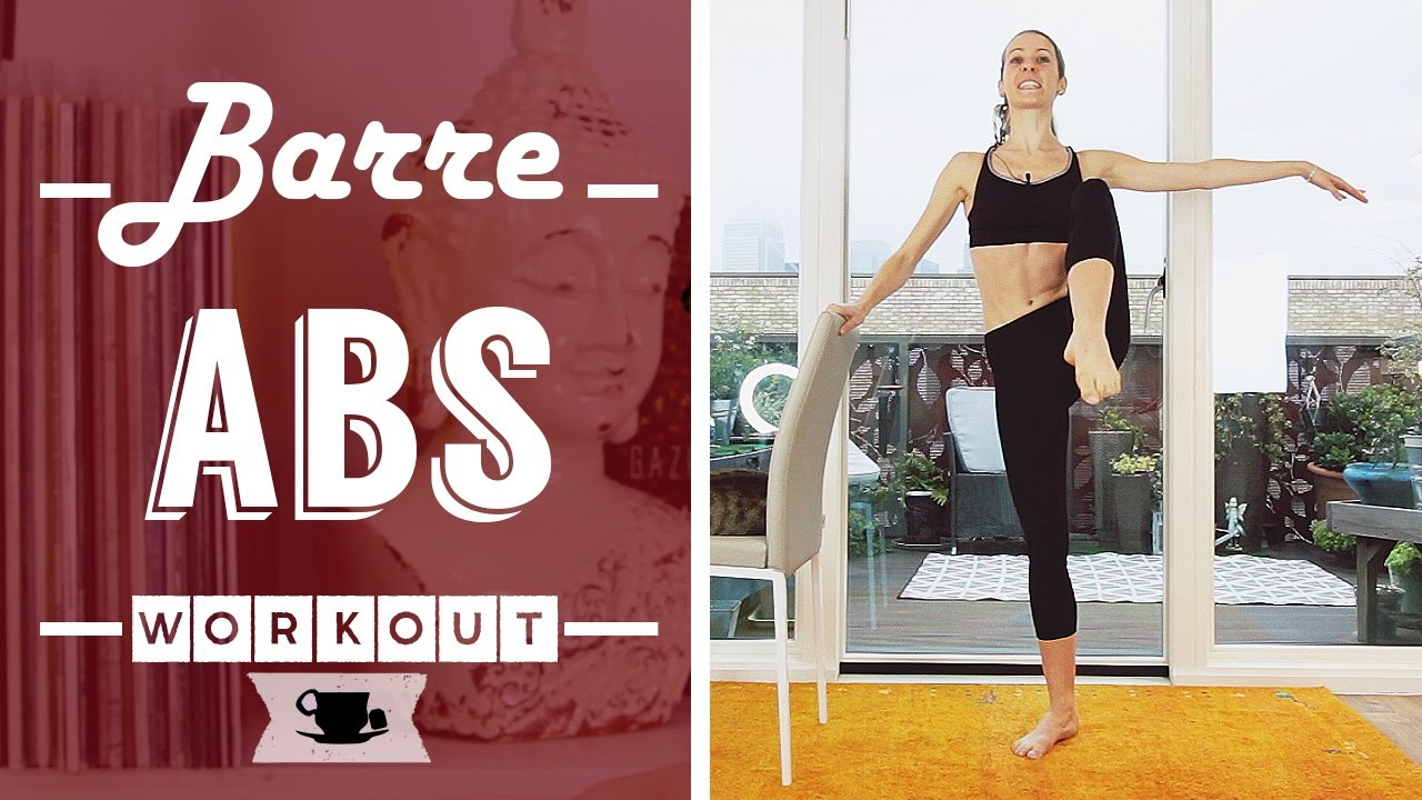 Barre Abs Fitness Workout Lazy Dancer Tips Youtube