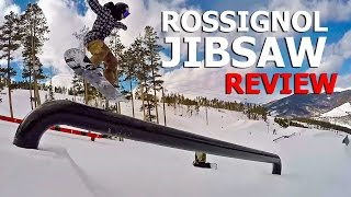 Rossignol Jibsaw Snowboard Review