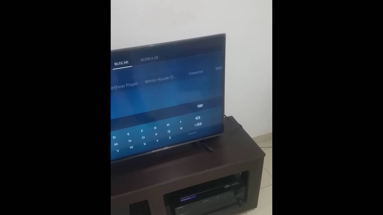 APP OPERA STORE Televisión Hisense 43