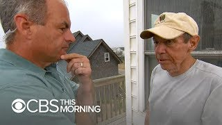 Hurricane Florence: Outer Banks resident on why he isn
