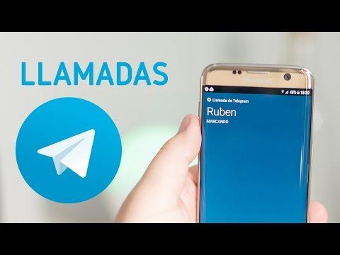Llamadas de Telegram, ¡las hemos probado!