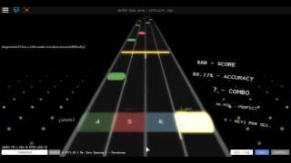 Roblox Rhythm Paradoxum Re:zéro