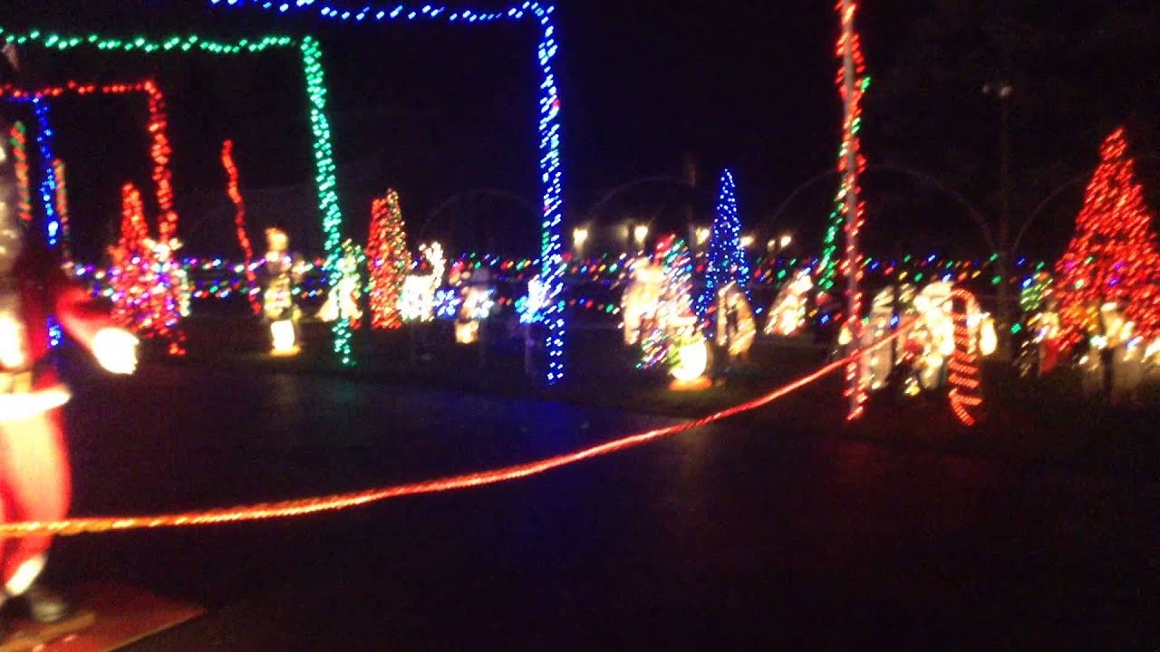 Best House With Christmas Lights In Rochester, NY