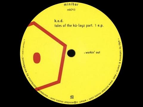 K.o.d. (Cabanne & Lowris) - Workin' Out