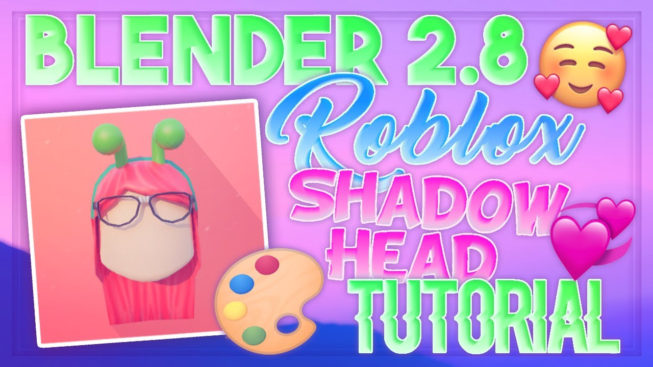 How To Get A Roblox Shadow Head By Shaterra Reese
