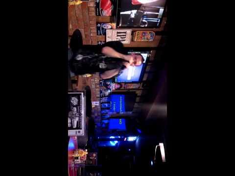 Brendan RJS karaoke