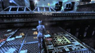 Batman Arkham City Catwoman PC Gameplay HD 720p