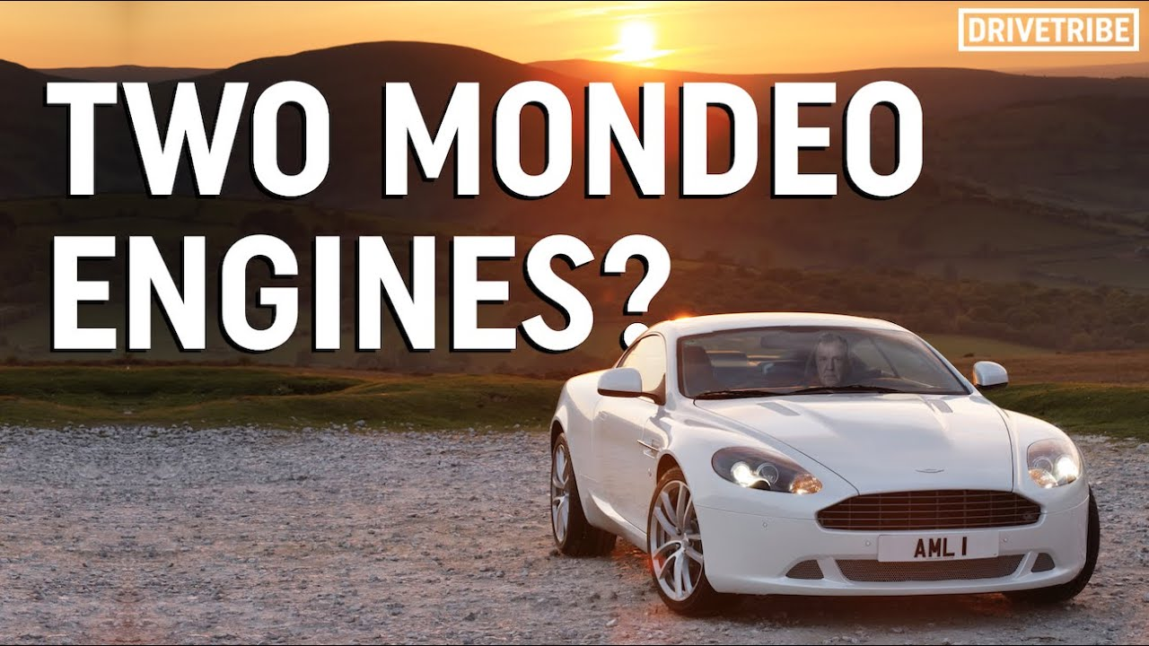 Was Clarkson Right About The Aston Martin V12 Being Two Mondeo Engines Youtube